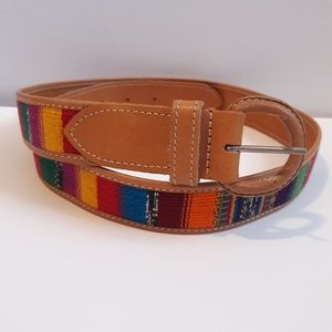 Accessories - Genuine Leather belt Large